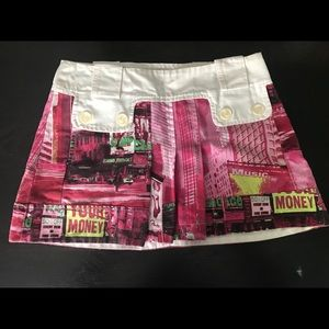 Custo Barcelona size 2 skirt